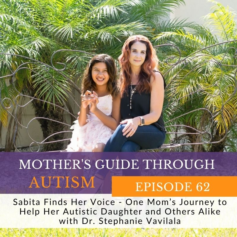 Guest on Brigitte's Mother's Guide Through Autism Podcast