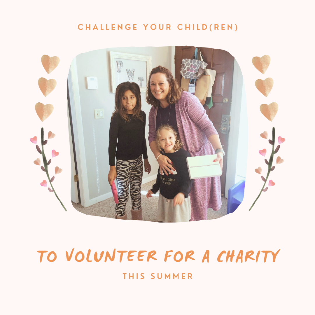 Kids Supporting Charity Summer 2021
